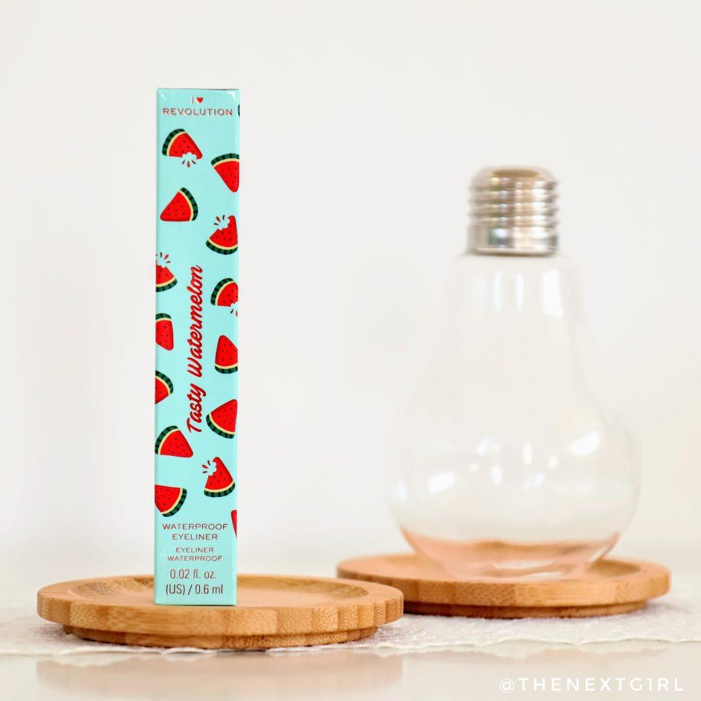 I heart Revolution Tasty Watermelon waterproof eyeliner