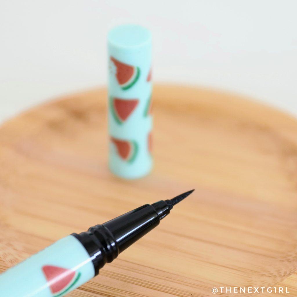 Vilten dunne punt Revolution watermelon eyeliner