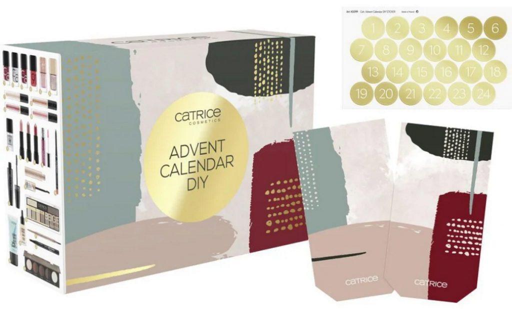 Catrice DIY adventskalender 2021