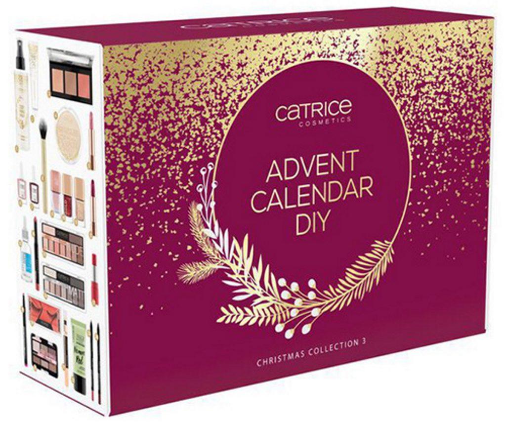 Catrice DIY adventskalender 2021 Christmas Collection 3