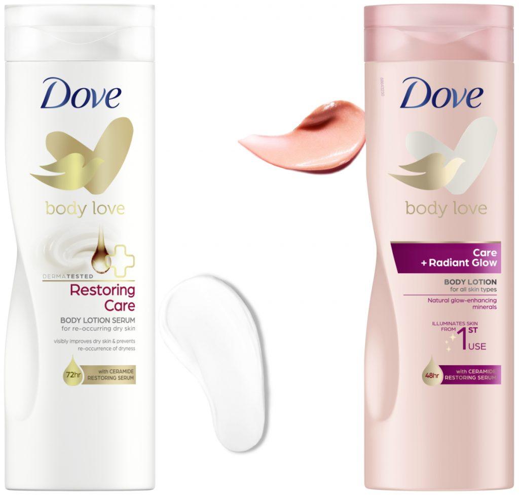 Dove Body Love Body lotion Restoring Glow