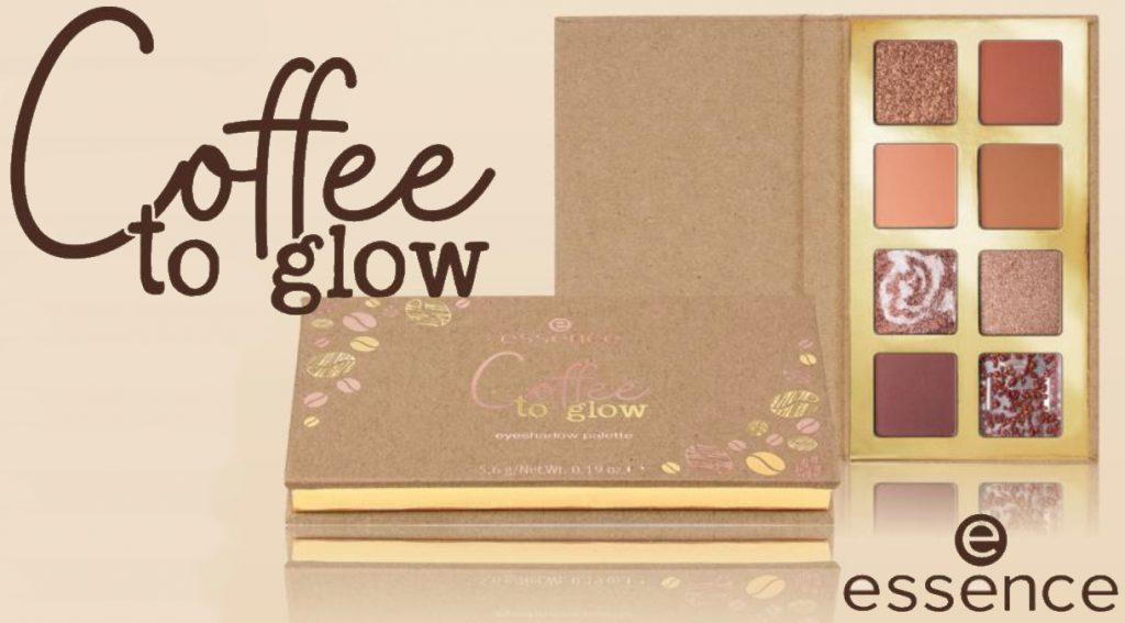 Essence Coffee To Glow TE najaar 2021 banner