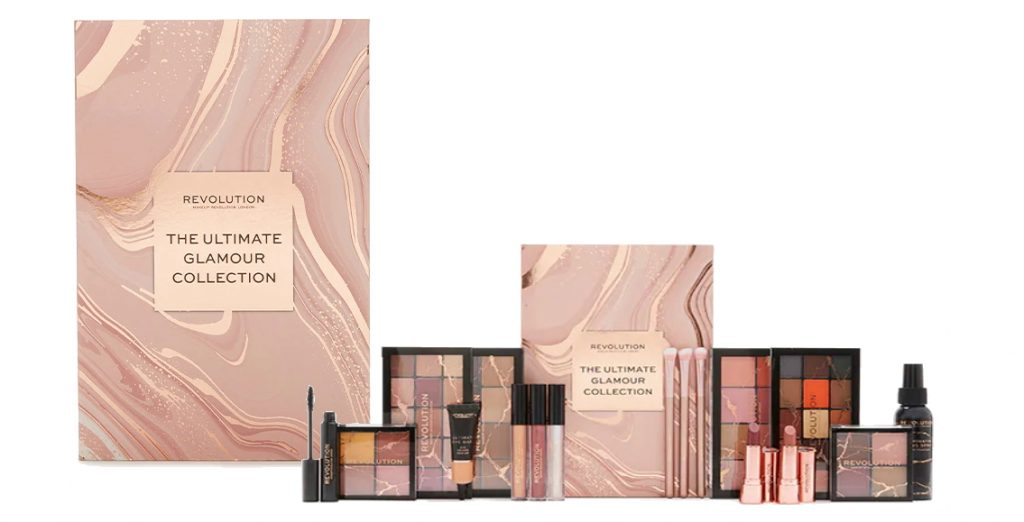 Makeup Revolution Ultimate Glamour Collection
