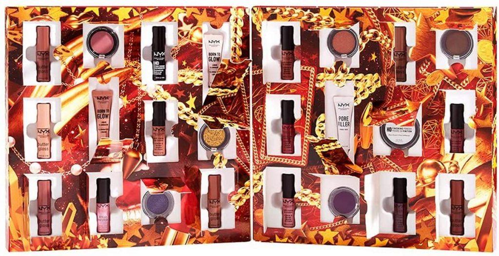 NYX Cosmetics GIMME SUPER STARS! HOLIDAY ADVENT CALENDAR