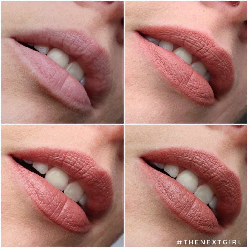 Swatches Essence My Advice potlood & lipstick 2021