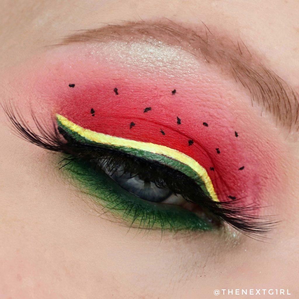 Watermeloen watermelon eyelook
