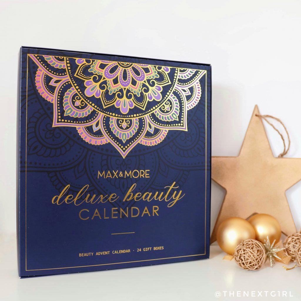 Max & More Deluxe Beauty Calendar adventskalender 2021