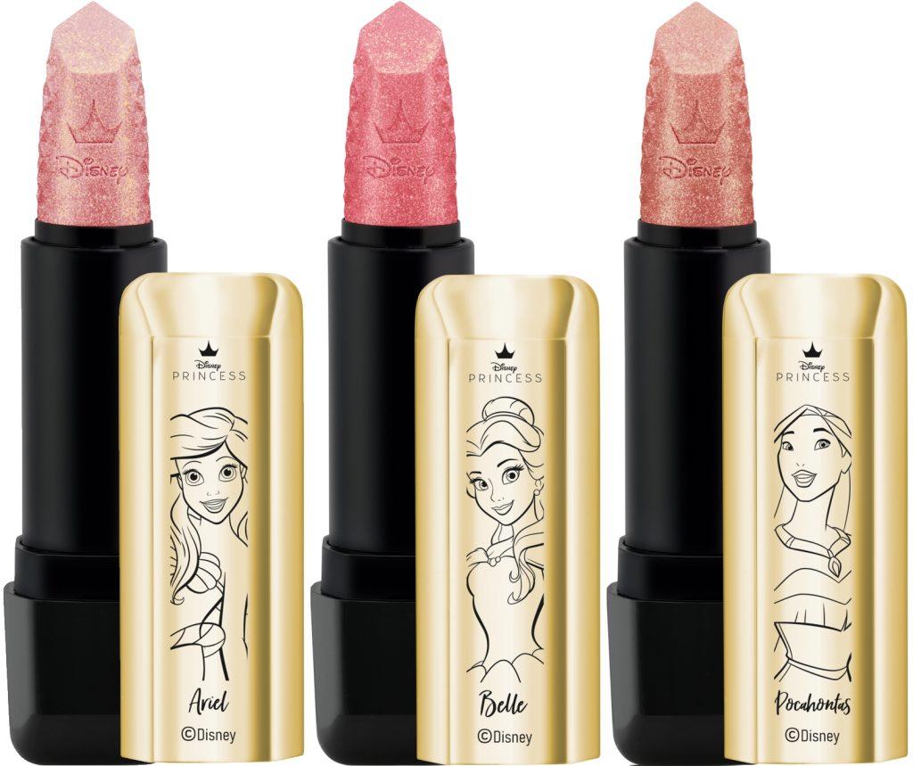 Catrice Disney lipsticks 2021