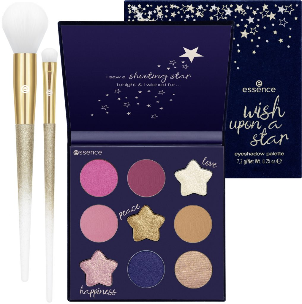 Essence Wish Upon A Star oogschaduwpalette kerst 2021