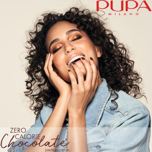 Persbericht: PUPA Zero Calorie Chocolate